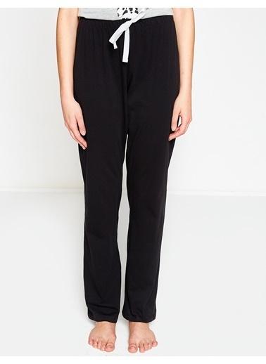 Koton Pijama Altı Siyah
